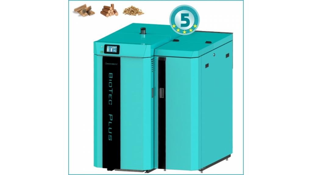 Cetrometal BioTec Plus (25 / 35 / 45 kW) 1