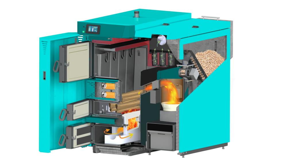 Cetrometal BioTec Plus (25 / 35 / 45 kW) 3