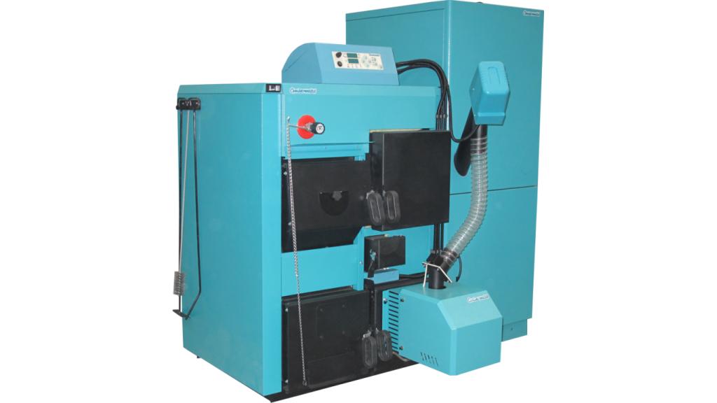 Centrometal CentroPlus / CentroPlus-B (25-50 kW) 1