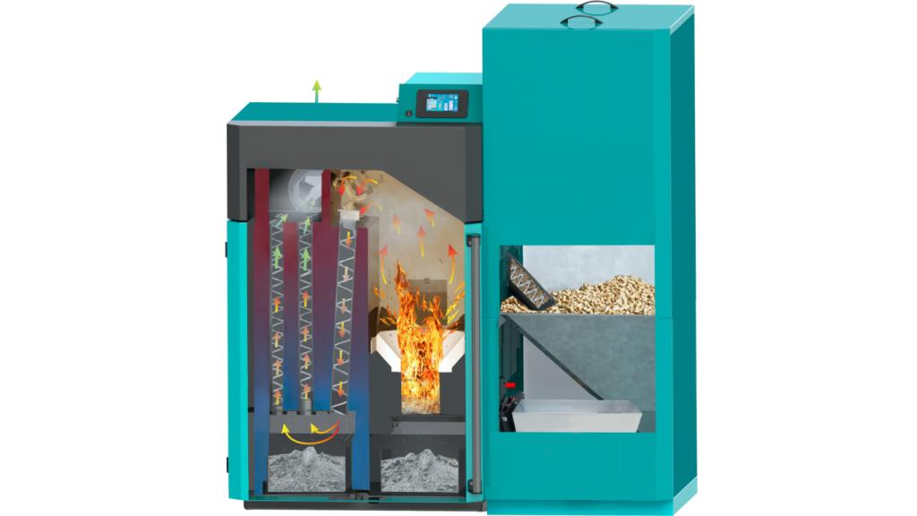 Centrometal PelTec Lambda (12 - 48 KW) 3