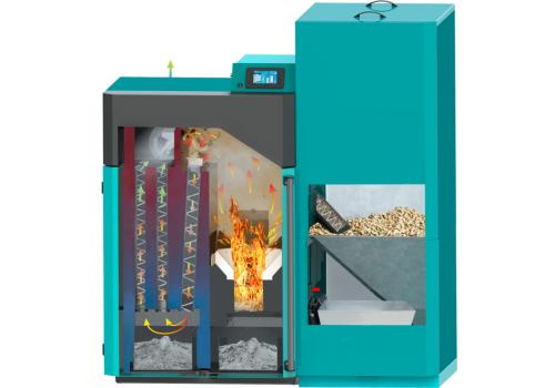Centrometal PelTec Lambda (12 - 48 KW)
