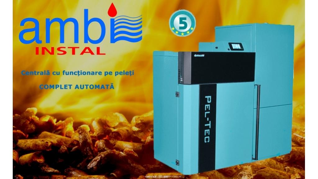 Centrometal PelTec Lambda (12 - 48 KW) 1
